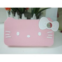Amazon.com: 3d Bow Pink Hello Kitty Protective Case for Apple Iphone 4 and 4s(pink): Cell Phones &amp; Accessories