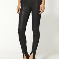 J Brand 8788 Vera Wax Coated Jeans | Piperlime