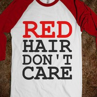 C - Red Hair Dont Care 3 - Righteous