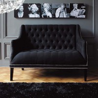 Daybed Black MARILYN - Sofas - Maisons du Monde