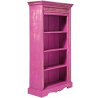 NEW! Eivissa Pink Bookcase Shelves