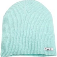 Neff Men's Daily Beanie Hat, Mint, One Size