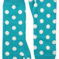 Kate Spade New York Mod Spot Fingerless Gloves | Piperlime