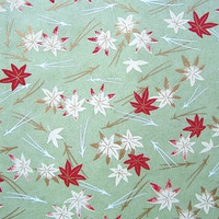 Japanese Chiyogami Paper Autumn Leaves Leaf by FromJapanWithLove