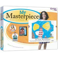 Amazon.com: Creations by You My Masterpiece - Turn Your Drawing Into A Work of Art: Toys & Games
