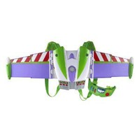 Amazon.com: Toy Story 3 Buzz Lightyear Deluxe Action Wing Pack: Toys & Games
