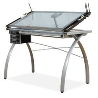 Amazon.com: Studio Designs Futura Craft Station 43 in.W x 24 in.D x 31-1/2 in. H Craft table: Home & Kitchen
