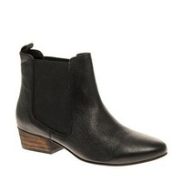 ASOS | ASOS ANDRE Leather Chelsea Ankle Boot at ASOS