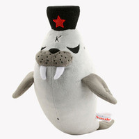 Vasily the Grumpiest Walrus Plush 16-Inch | Kidrobot