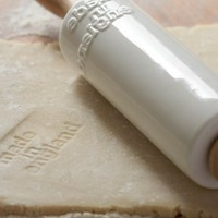 'Made in England' rolling pin