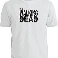 THE WALKING DEAD T-SHIRT! AMC TV SERIES! RICK LORI CARL ZOMBIE SHIRT NEW