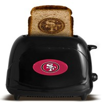 NFL San Francisco 49ers Pro Toaster Elite