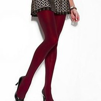 Amazon.com: DKNY Opaque Control Top Coverage Tights 00412: Clothing