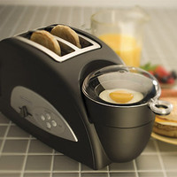 Egg &amp; Muffin Toaster | Uncrate