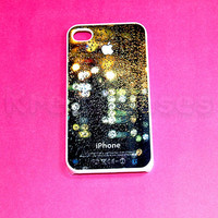iphone 4 Case,  Cute Rain Drops iPhone 4 Cases, Iphone 4s Cover,Case for iPhone 4