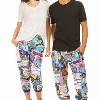 JEREMY SCOTT SWEATPANTS - WOMEN - JEREMY SCOTT - OPENING CEREMONY