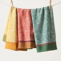 tapestry dishtowels - Anthropologie.com