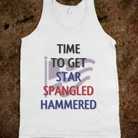 Star Spangled Hammered - Young, Wild, & Greek