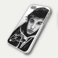 justin bieber special design iPhone 5 case - iphone 4 / 4s case FDL7