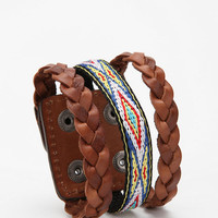 Leather Cuff Bracelet