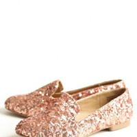 after party sequined loafers at ShopRuche.com