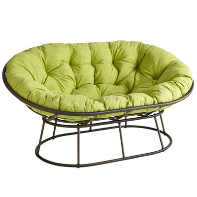 Double papasan frame outdoor from pier 1 imports wishlist for Double papasan chair cushion