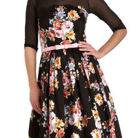 Atrium Introductions Dress | Mod Retro Vintage Dresses | ModCloth.com