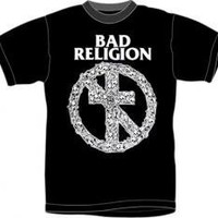 ROCKWORLDEAST - Bad Religion, T-Shirt, Skulls