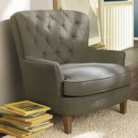 Cardiff Tufted Armchair