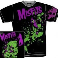 ROCKWORLDEAST - The Misfits, T-Shirt, Die Die My Darling Deluxe
