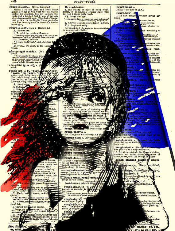 Cosette in color les miserables antique from for Les miserables coloring pages