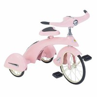 Pink Princess Junior Tricycle by Airflow Collectibles, Pedal Cars & Tricycles