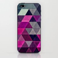 hylyoxrype iPhone & iPod Skin by spires | Society6
