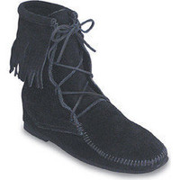 Minnetonka Ankle Hi Tramper Boot - Free Shipping & Return Shipping - Shoebuy.com