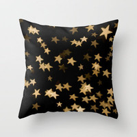 Twinkle Throw Pillow by Skye Zambrana | Society6