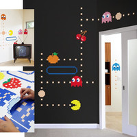 BLIK: PAC-MAN WALL DECAL