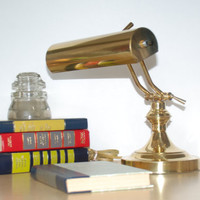 Vintage Adjustable Desk Portable Lamp Underwriters Laboratories