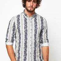 ASOS Ikat Shirt at asos.com