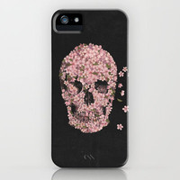 A Beautiful Death  iPhone Case by Terry Fan | Society6
