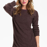 Rubbish® Bouclé Sweater (Juniors) | Nordstrom