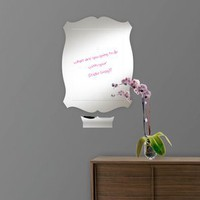 Mirror Dry Erase Board