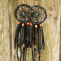 Pair of Dreamcatcher Earrings