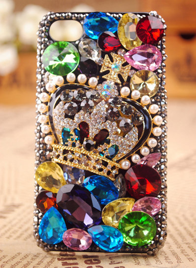 iPod Touch and iPhone 4S 3GS Crown Case Cover Gift - GULLEITRUSTMART.COM
