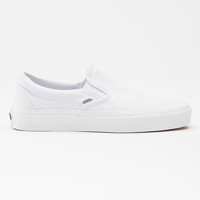 White Van Slip-on