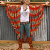 THe Angel FIRE cape | gypsyville