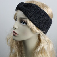 Woman Handmade Knitted Crochet Head.. on Luulla