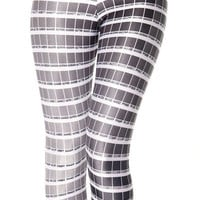 Hex Mono Leggings - LIMITED | Black Milk Clothing