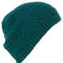 Two Tone Zigzag Beanie