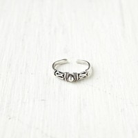 Free People Sterling Silver Midi Ring