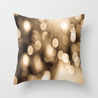 tiny bubbles  Throw Pillow by Ann B. | Society6